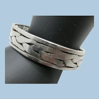 Vintage  Different Stainless Steel Bracelet Strong