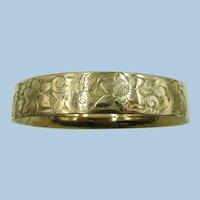 VINTAGE  50's Gold Filled Marathon Jewelry Co Excellent