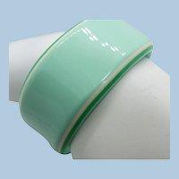 VINTAGE Lea Stein Classic Plastic Bracelet
