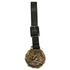 VINTAGE   The National Sportsman Magazine  Watch Fob