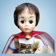 1980s Madame Alexander Marc Antony Doll 12 Inch Portraits of History Mint in Box 1310