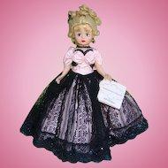 Madame Alexander Anniversary Cissette Doll LE 32/1000