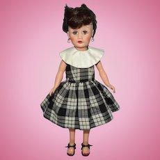 Rare Vtg Miss Renee Vinyl Teen Fashion Doll Jolly Toys Little Miss Revlon Friend
