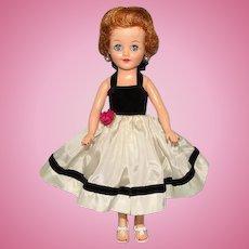 Vintage Vogue Blond Angel Cut Jan Vinyl Teen Fashion Doll 10.5 Inch Jill Jeff Friend