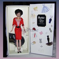 Silkstone Barbie Doll - Gal on the Go - HTF NRFB MINT