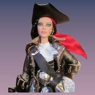 "Stunning Contemporary Barbie  ""The Pirate"" - So Cool from 2007 NRFB"
