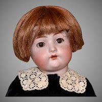 "20"" Bruno Schmidt Child Doll circa 1898"