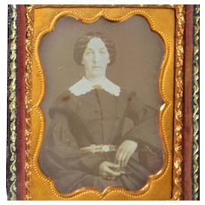 Daguerreotype of Lady 6th 9th Plate