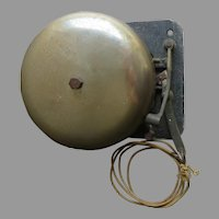 Vintage Boxing Ring Bell