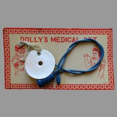 Dolly's Medical Set 1930's
