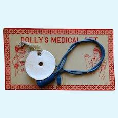 Dolly's Medical Set 1930's