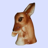 Royal Copley Doe and Fawn Planter,