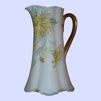 Haviland H. & Co. Limoges France Porcelain Server , Lizzie Kiesewalter