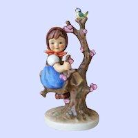 Goebel Hummel Apple Tree Girl Figurine