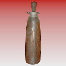 R. Lalique 'Ambre Antique'  perfume bottle