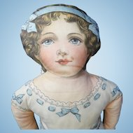 Art Fabric Mills, Merrie Marie Doll, printed cloth