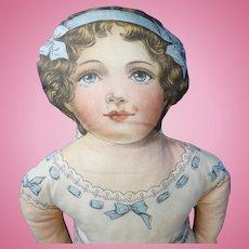 Art Fabric Mills, Merrie Marie Doll, printed cloth