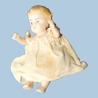 Kestner All-Bisque Immobile Baby Doll