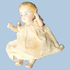 Kestner All-Bisque Immobile Baby Doll