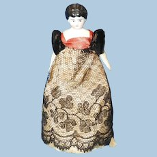 Doll House Doll, Untinted Bisque