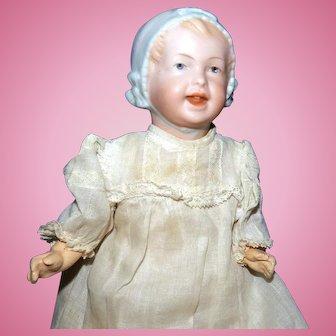 Great Little Character Series Bonnet Baby Doll by Recknagel