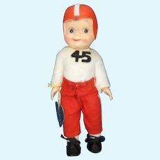 Effanbee Mickey Football Player doll