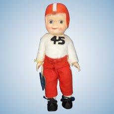 Effanbee Mickey Football Player doll
