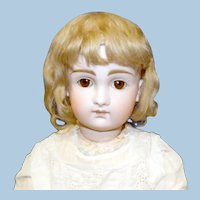 Gorgeous Early Closed Mouth Kestner Doll