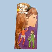 Whitman Betsy McCall Paper Doll, uncut