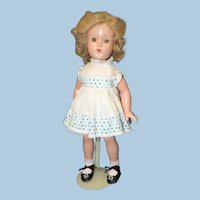 Effanbee Composition Little Lady Doll