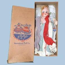 Molly'es International Doll, Rumanian, Original Box