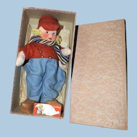 Molly'es International Doll, Dutch Boy, Original Box