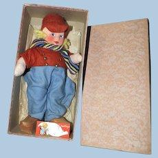 Molly'es International Doll, Dutch Boy, Original Box