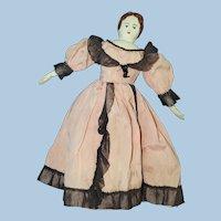 Cloth McCalls Godey Lady Doll