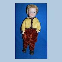 HTF Hancock English NTI Boy Doll