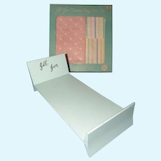 Vogue Jill Bed and Boxed Bedding