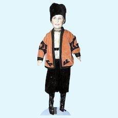 Russian Celebrity Boudoir Doll