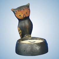 Walter Bosse Owl Candle Holder