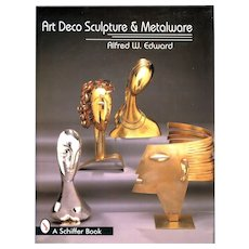 Art Deco Sculpture and Metalware by Alfred W Edward, Hagenauer & other makers