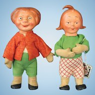 Less often found version of Max & Moritz by Steha
