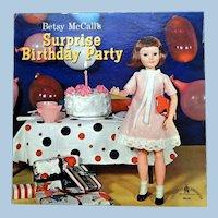 Betsy McCall Doll LP Album, Uneeda
