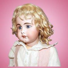 """Beautiful 24"""" Simon Halbig Mold 949 Doll"""