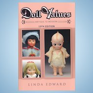 13th Edition Doll Values, Antique To Modern