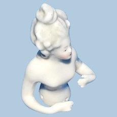 China Half Doll, Arms Away