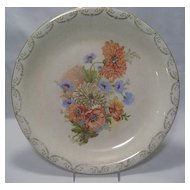 Knowles Taylor Knowles Floral Chop Plate