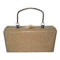 Ande Goldtone Purse