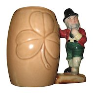 Stafford Japan Leprechaun Mug Vase