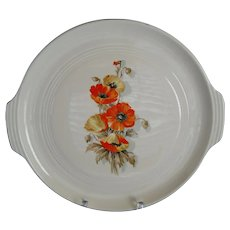 Knowles Utility Ware Cake Plate or Platter
