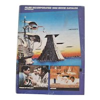 Films Incorporated 1982 Movie Catalog