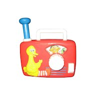 Illco Sesame Street Child's Radio
